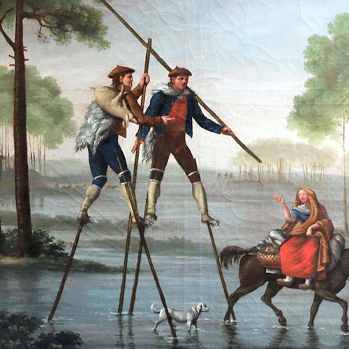 L'esprit des  Landes de Gascogne, des Pays racontés par l'Art*