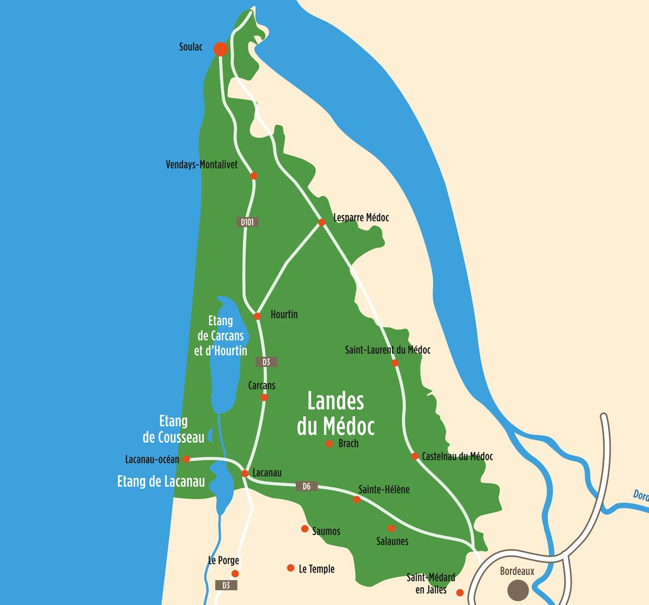 Landes du Médoc