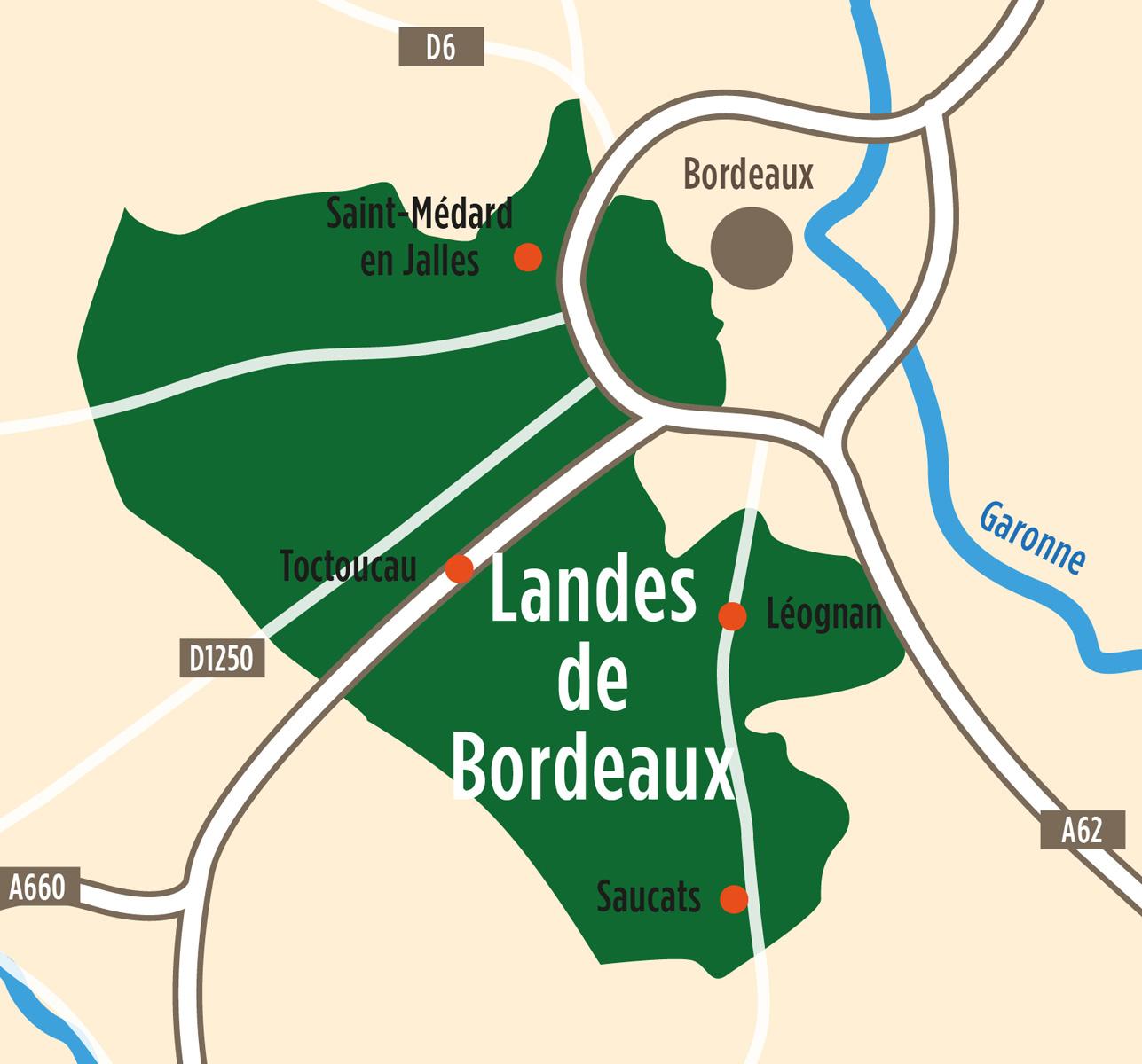 Landes de Bordeaux