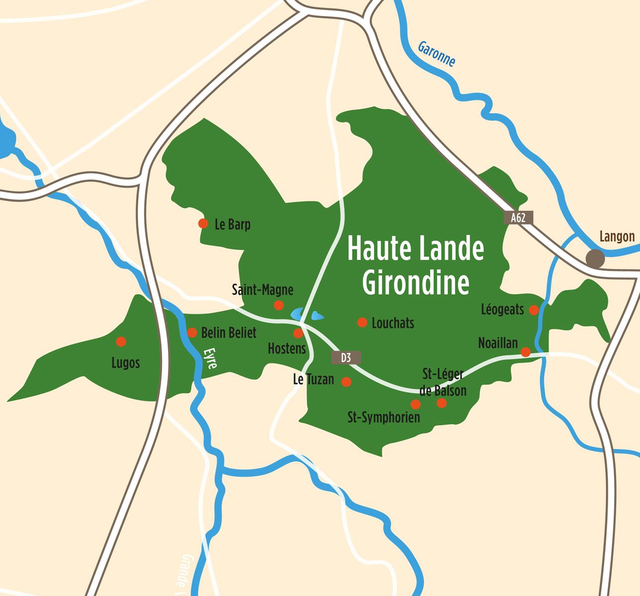 Haute Lande Girondine