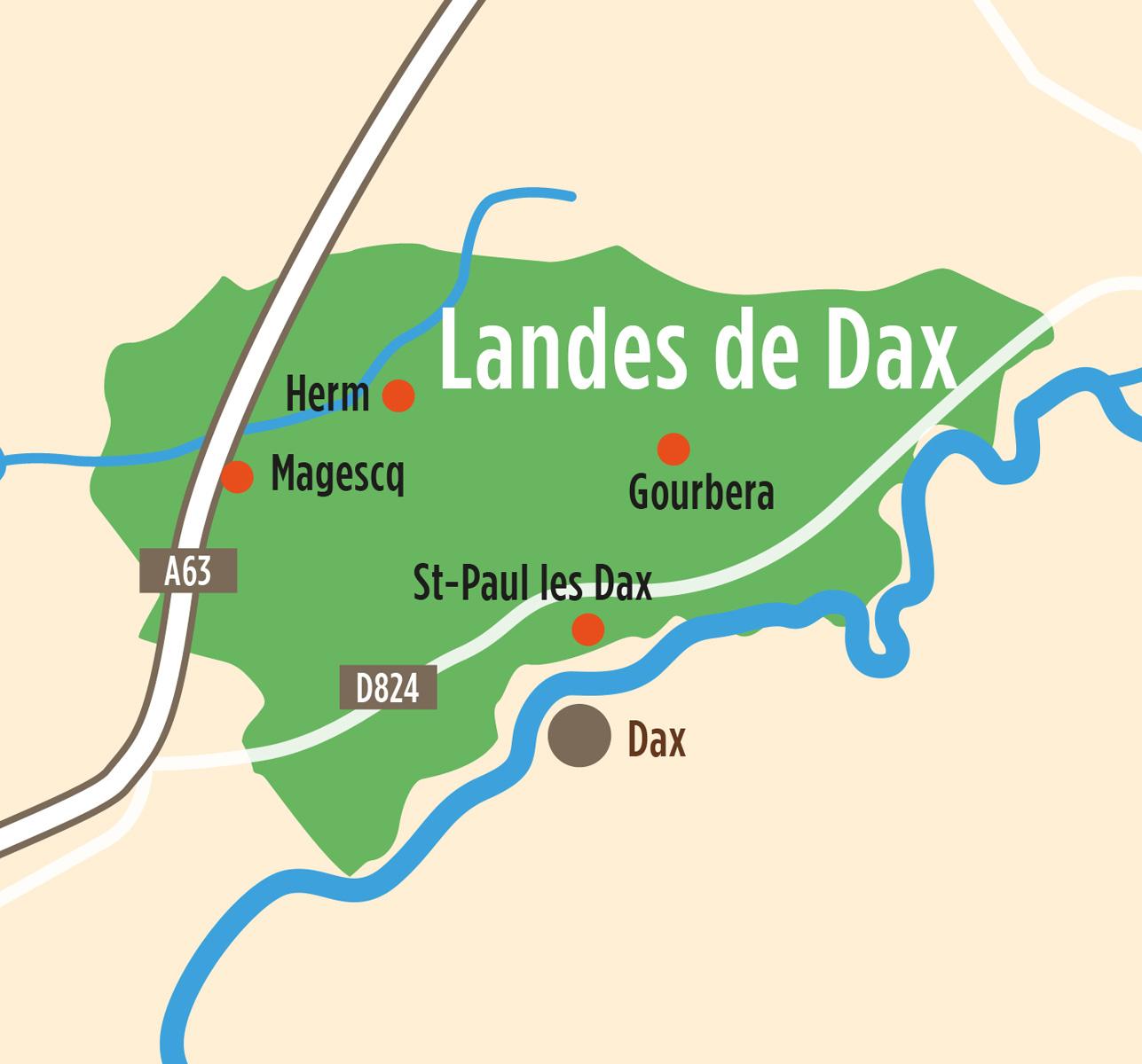 Landes de Dax