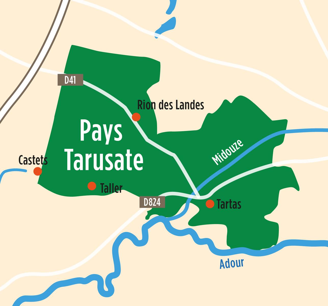 Pays Tarusade