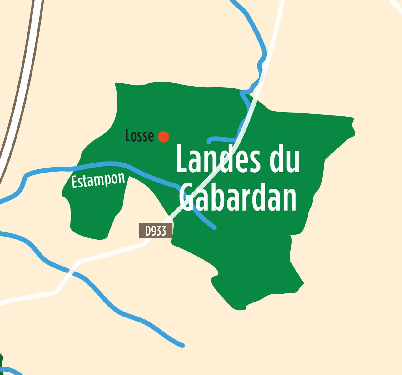 Landes du Gabardan